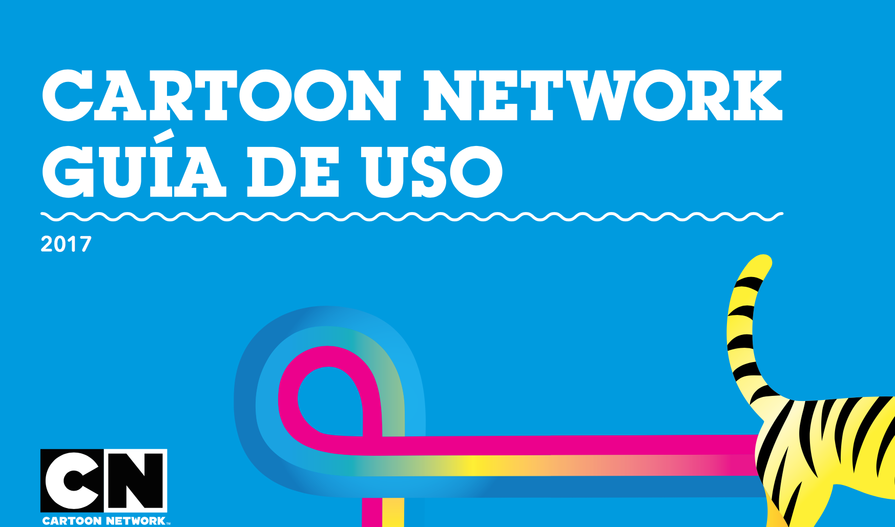 CARTOON NETWORK STYLE GUIDE FOR LATIN AMERICA